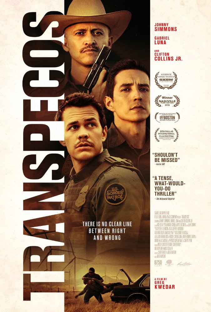 Transpecos (2016) poster image