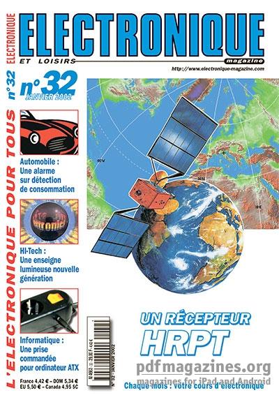 Electronique et Loisirs Magazine N°32