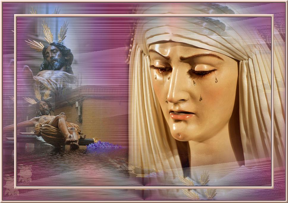 la Virgen del Mayor Dolor