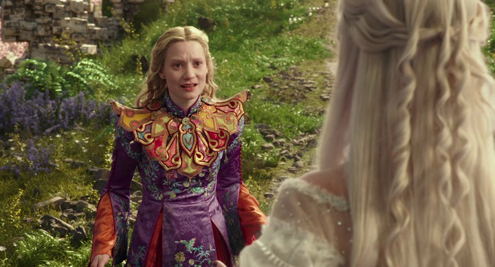 Alice Through the Looking Glass (2016) image