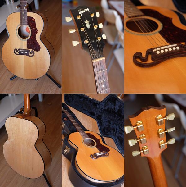 Gibson J100 Xtra de 2001 - Echangée, à fermer merci. 160928024419367972