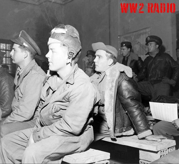 BOMBARDIERS - AFRIQUE du NORD - 1943 160928121159270277
