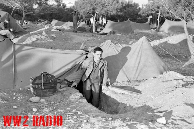 BOMBARDIERS - AFRIQUE du NORD - 1943 160928121201967292
