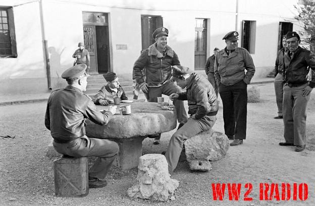 BOMBARDIERS - AFRIQUE du NORD - 1943 160928121202499542