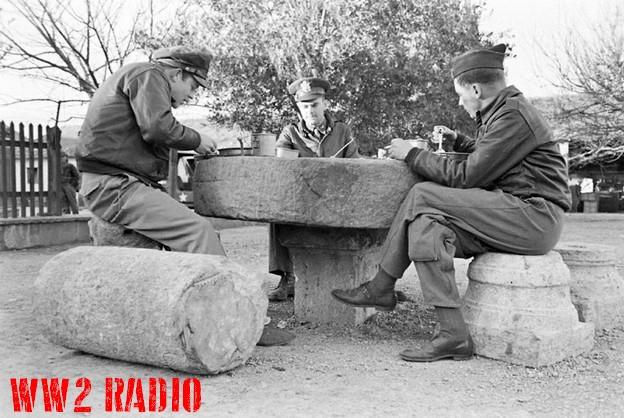 BOMBARDIERS - AFRIQUE du NORD - 1943 160928121202765768