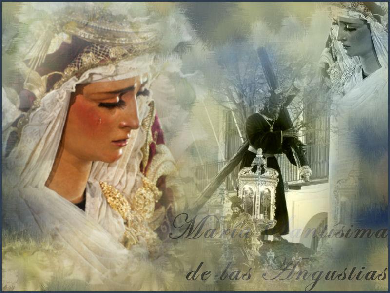 María Santísima de las Angustias Coronada