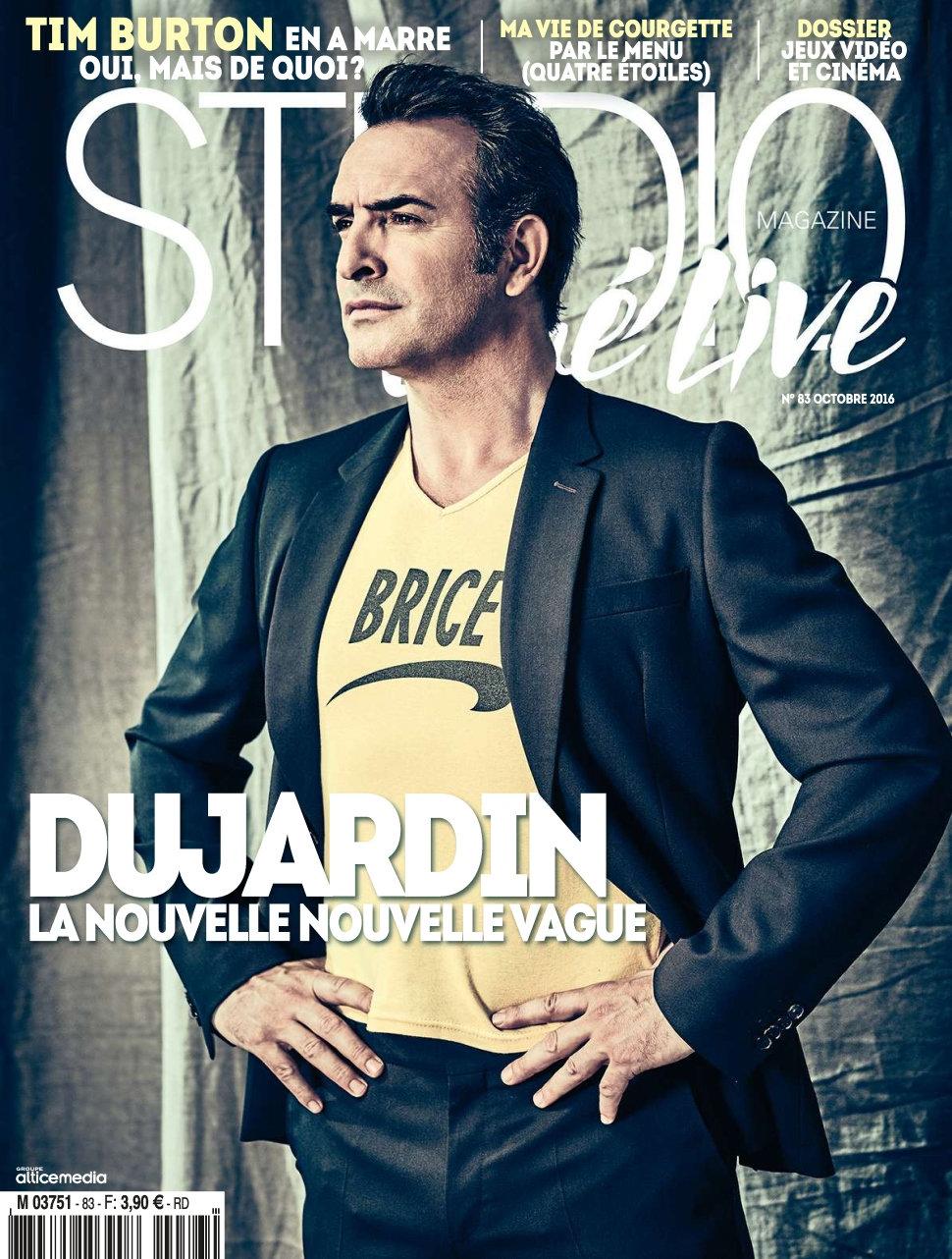 Studio Ciné Live 83 - Octobre 2016