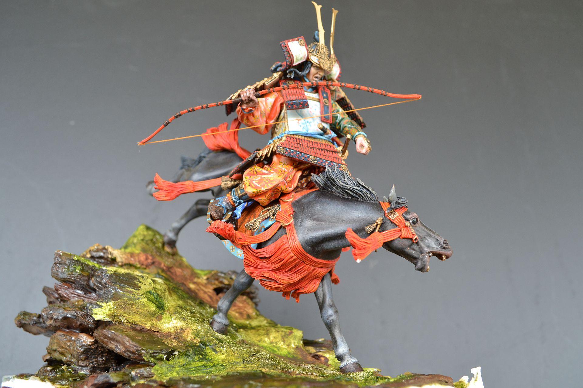 figurine pegaso - samouraï 90 mm - Page 3 160930025801446280