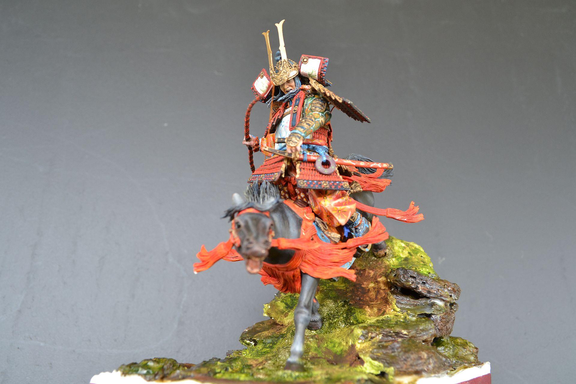 figurine pegaso - samouraï 90 mm - Page 3 160930025803571323