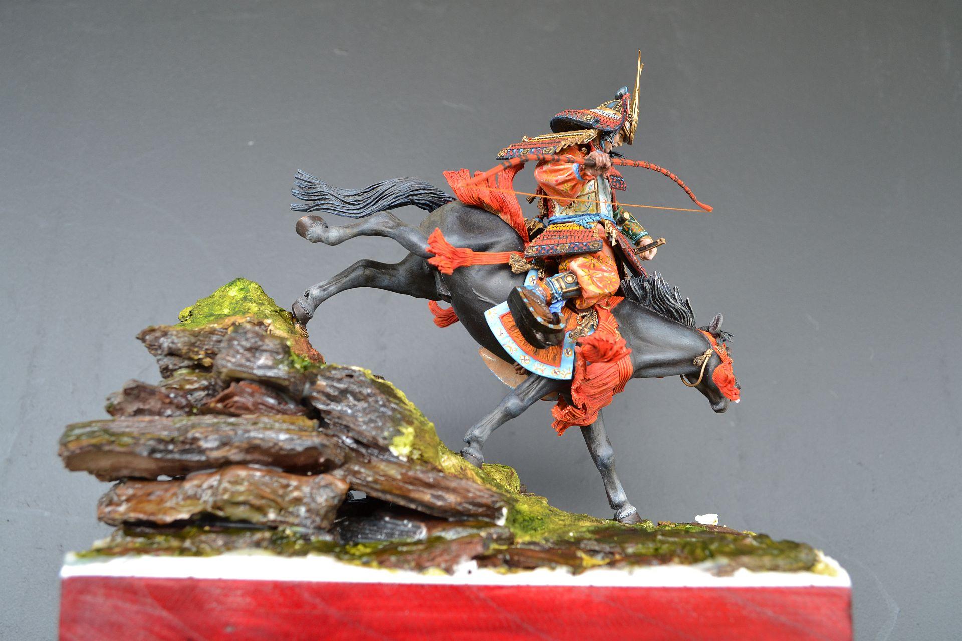 figurine pegaso - samouraï 90 mm - Page 3 160930025803903524