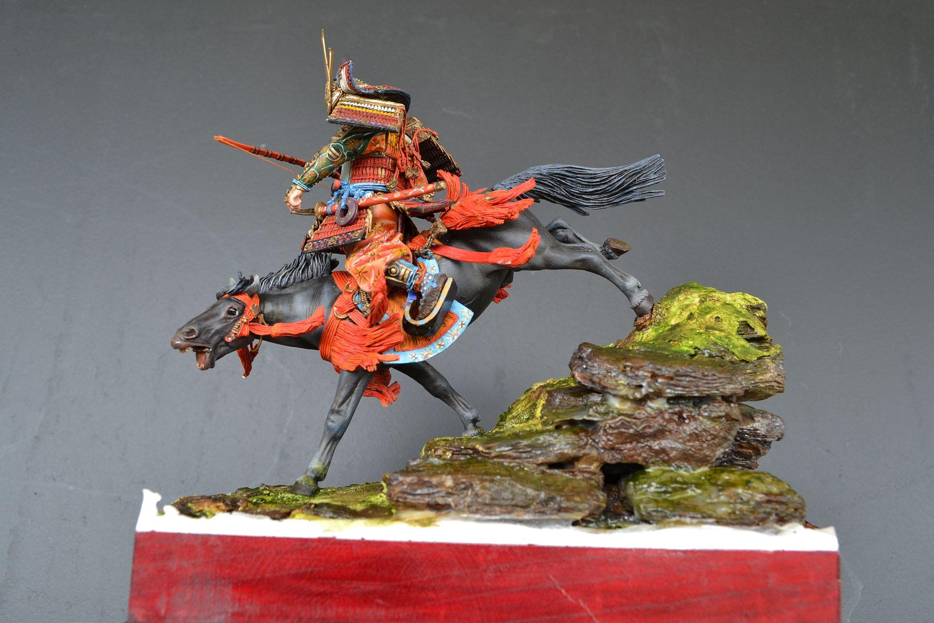 figurine pegaso - samouraï 90 mm - Page 3 160930025804186346