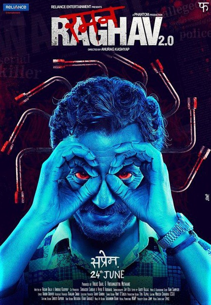 Raman Raghav 2.0 2016 Hindi 1080p BluRay x264 AC3-FEWAT
