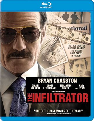 The Infiltrator (2016) poster image