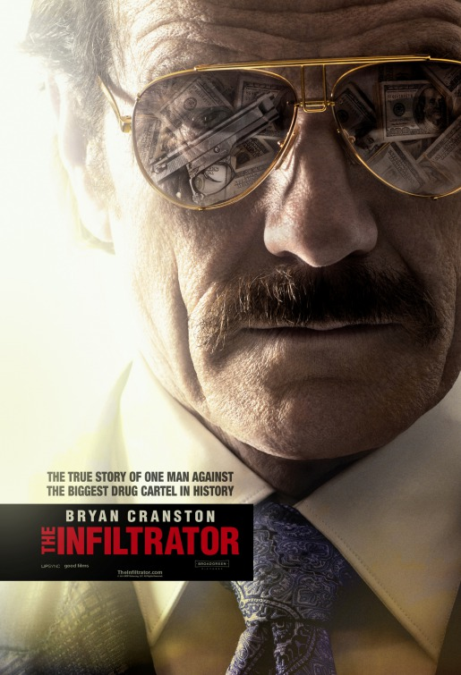 The Infiltrator(2016) poster image