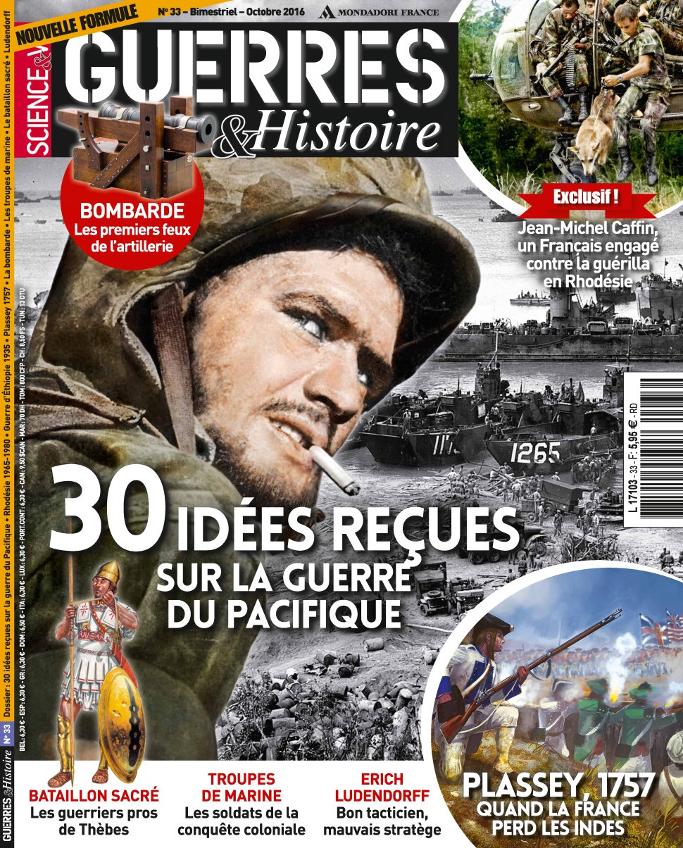 Science & Vie Guerres & Histoire 33 - Octobre 2016