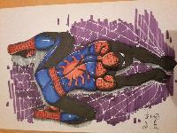 comission spiderman