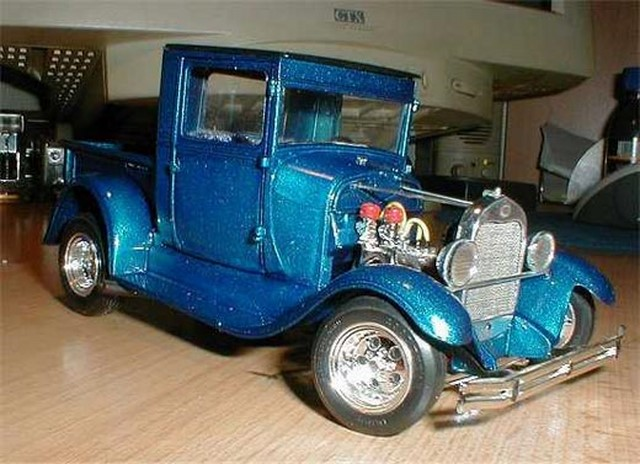 Ford Pick-up 1927 (1)