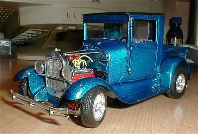 Ford Pick-up 1927 (2)