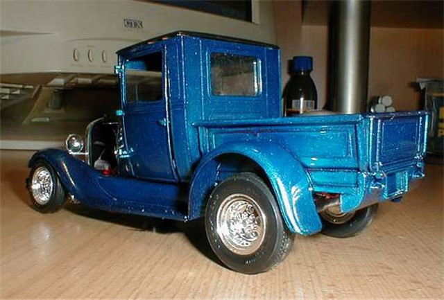 Ford Pick-up 1927 (3)