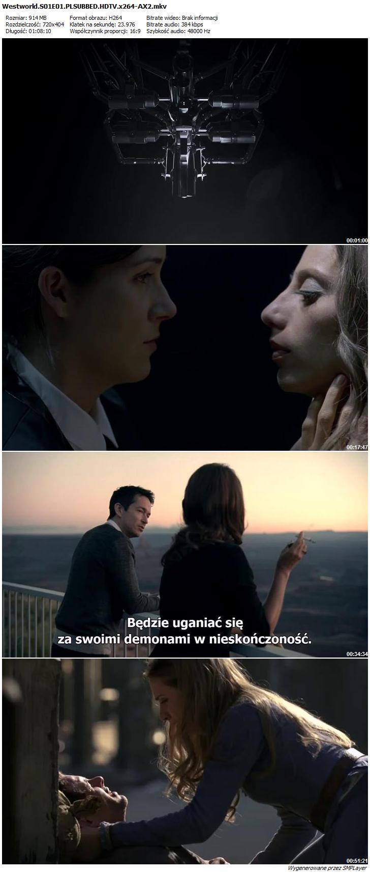 Westworld (2016) [SEZON 1]