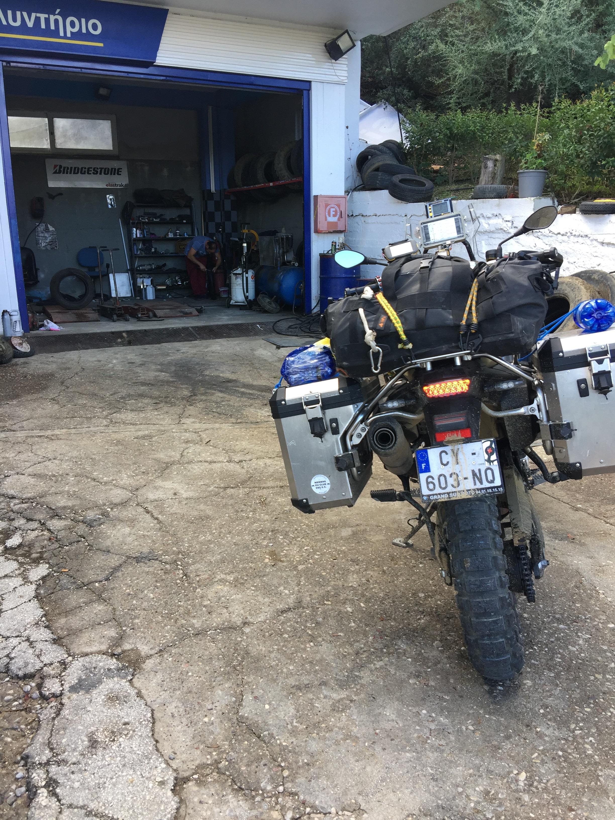Grèce - Destination Météores par trail rando 161003035150355349