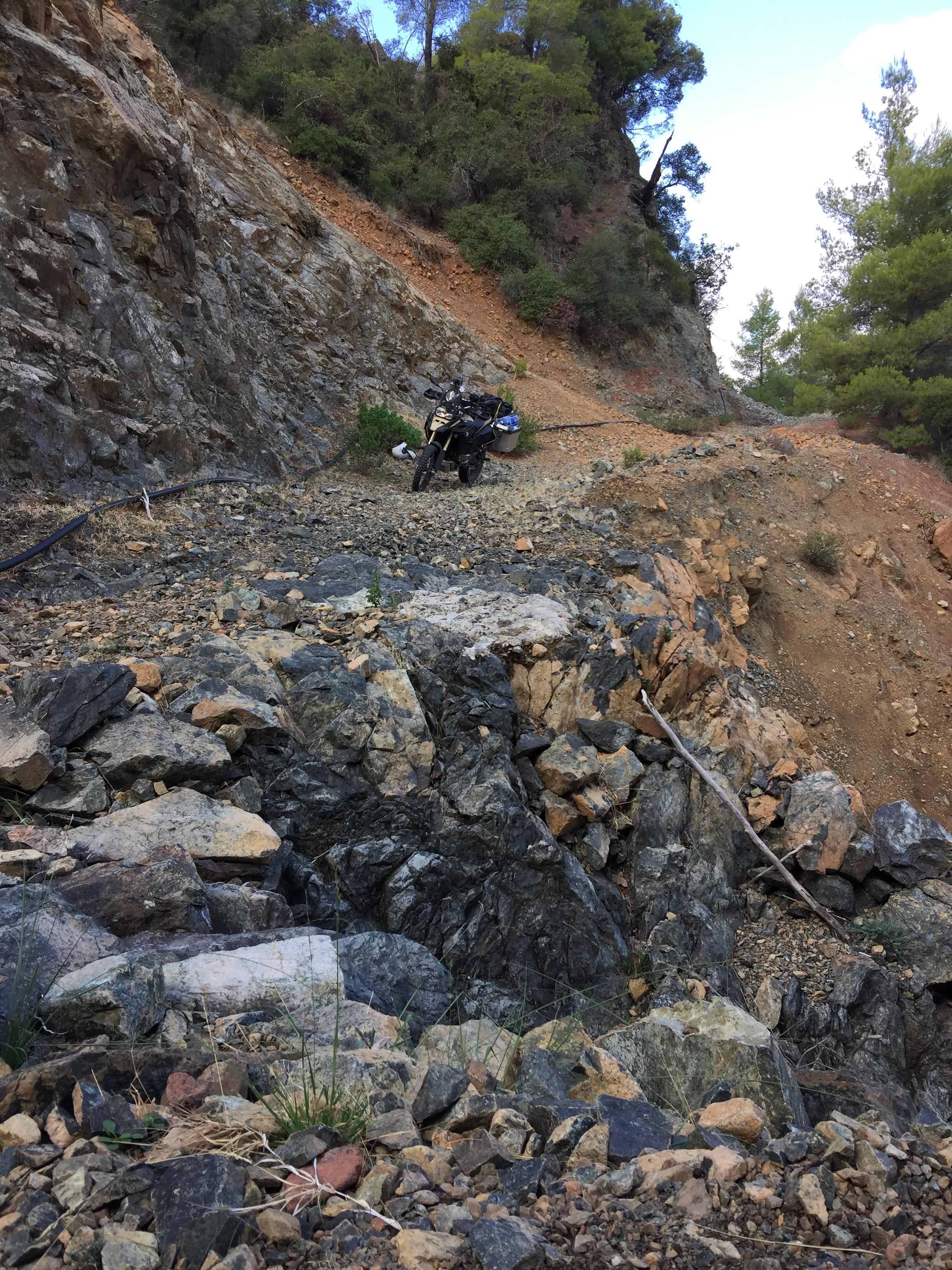 Grèce - Destination Météores par trail rando 161003041002690519