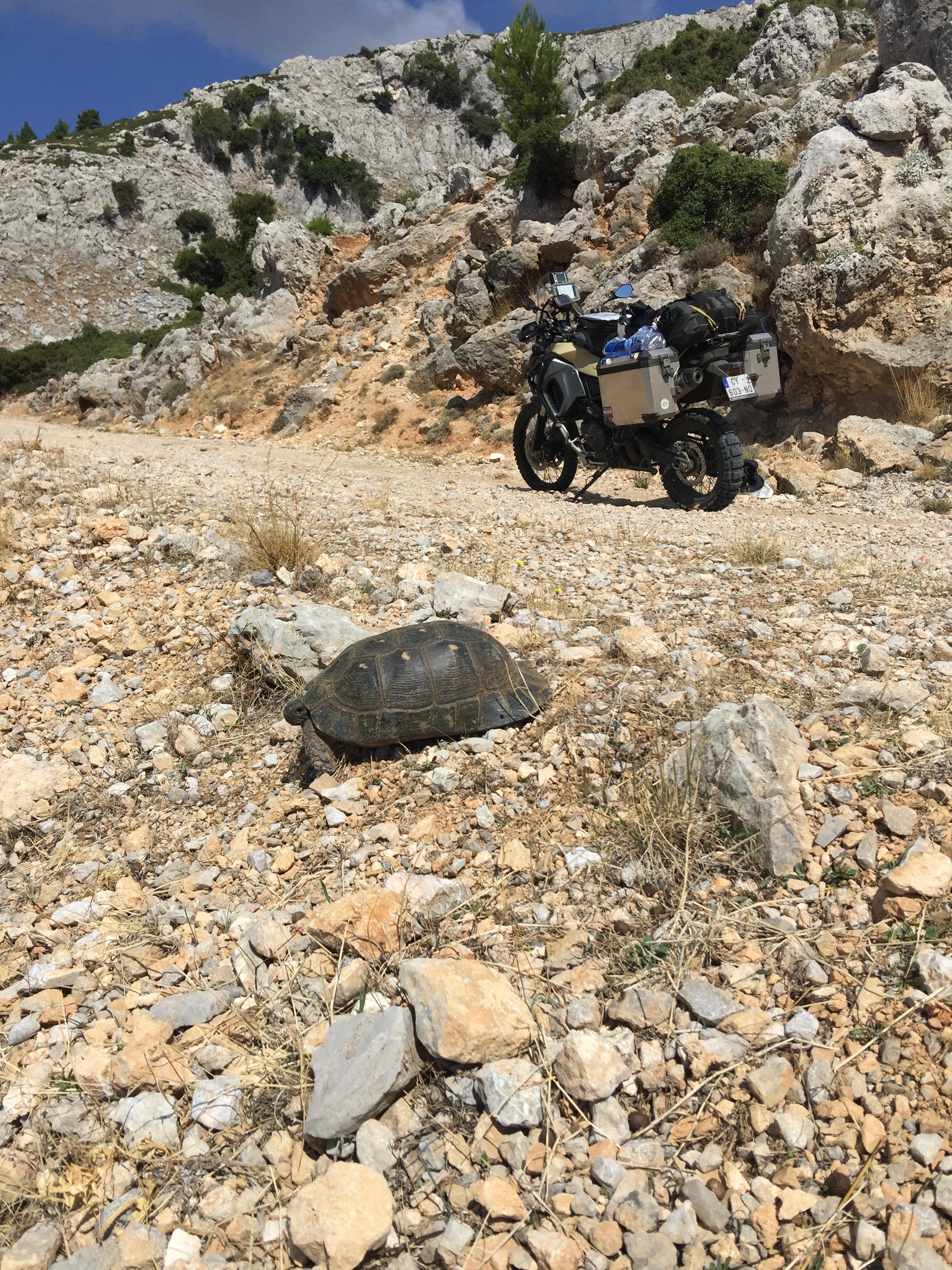 Grèce - Destination Météores par trail rando 161003041238249391