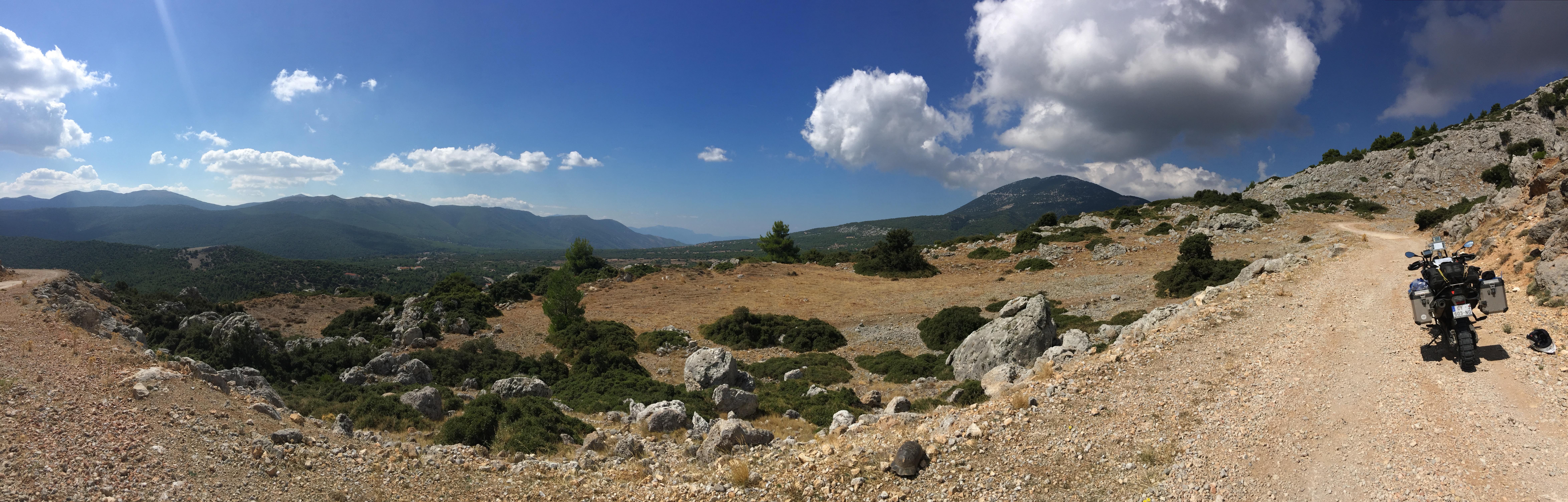 Grèce - Destination Météores par trail rando 161003041351479620