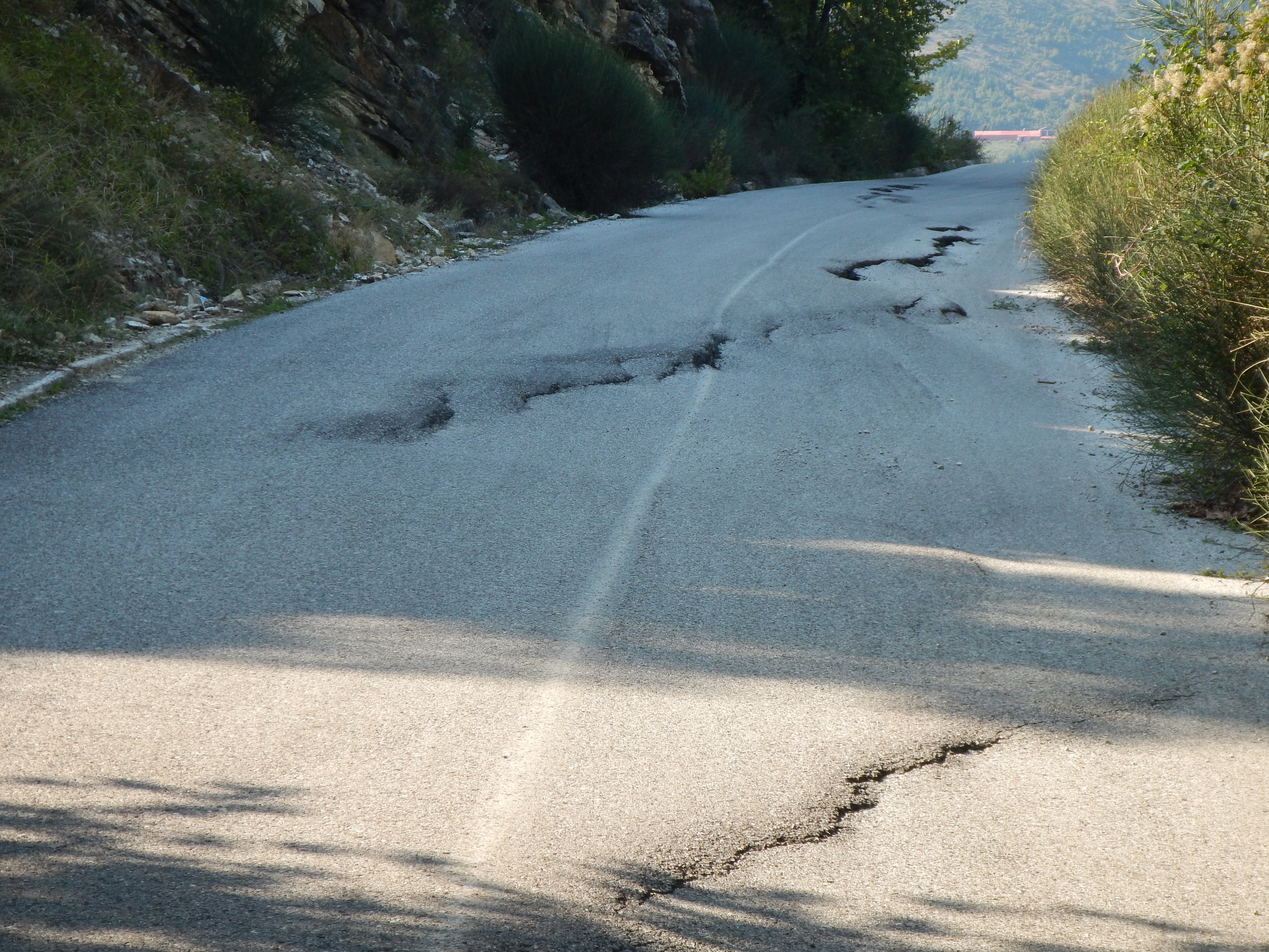 Grèce - Destination Météores par trail rando 161003072406161661