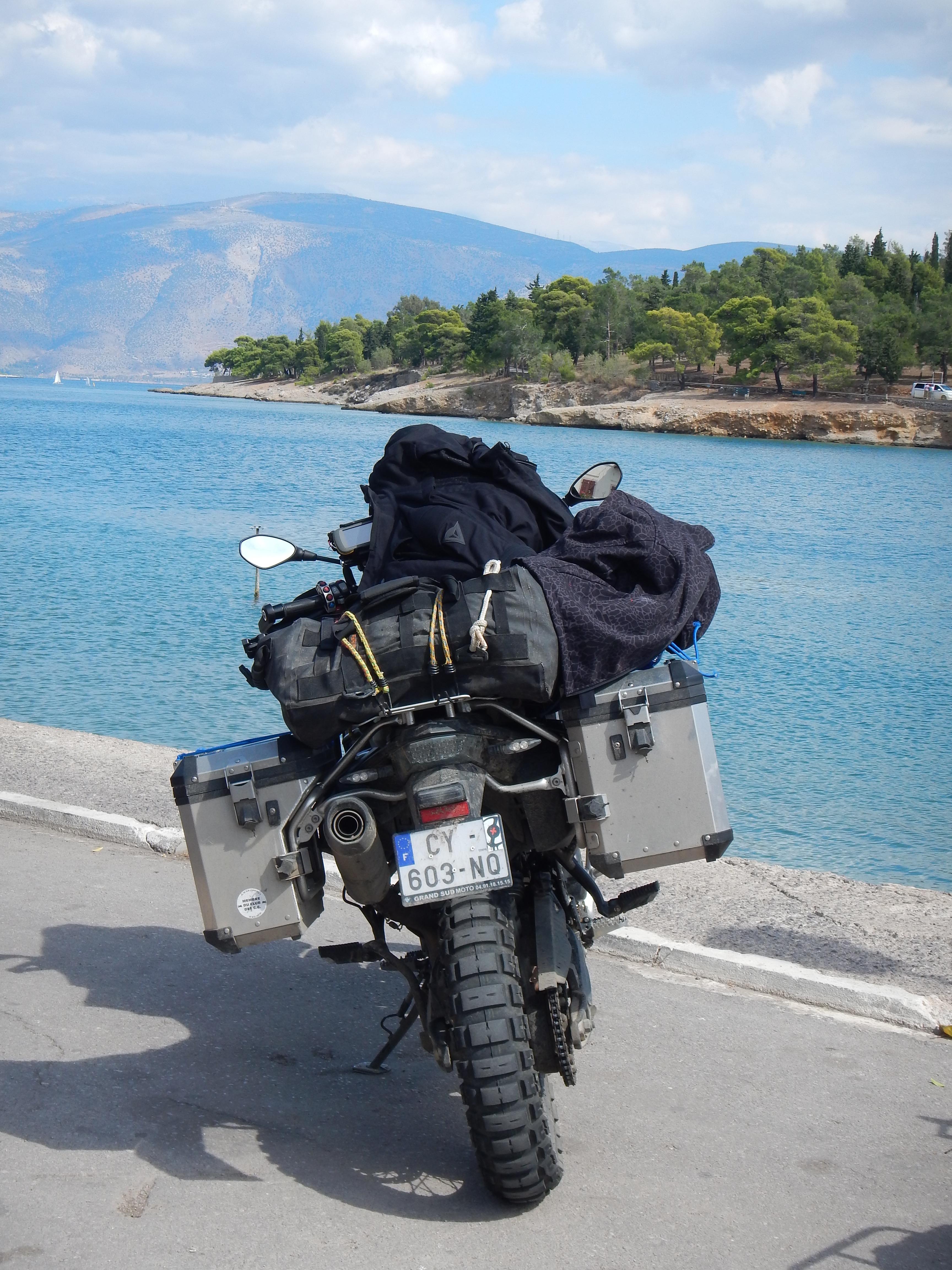 Grèce - Destination Météores par trail rando 16100309363767576
