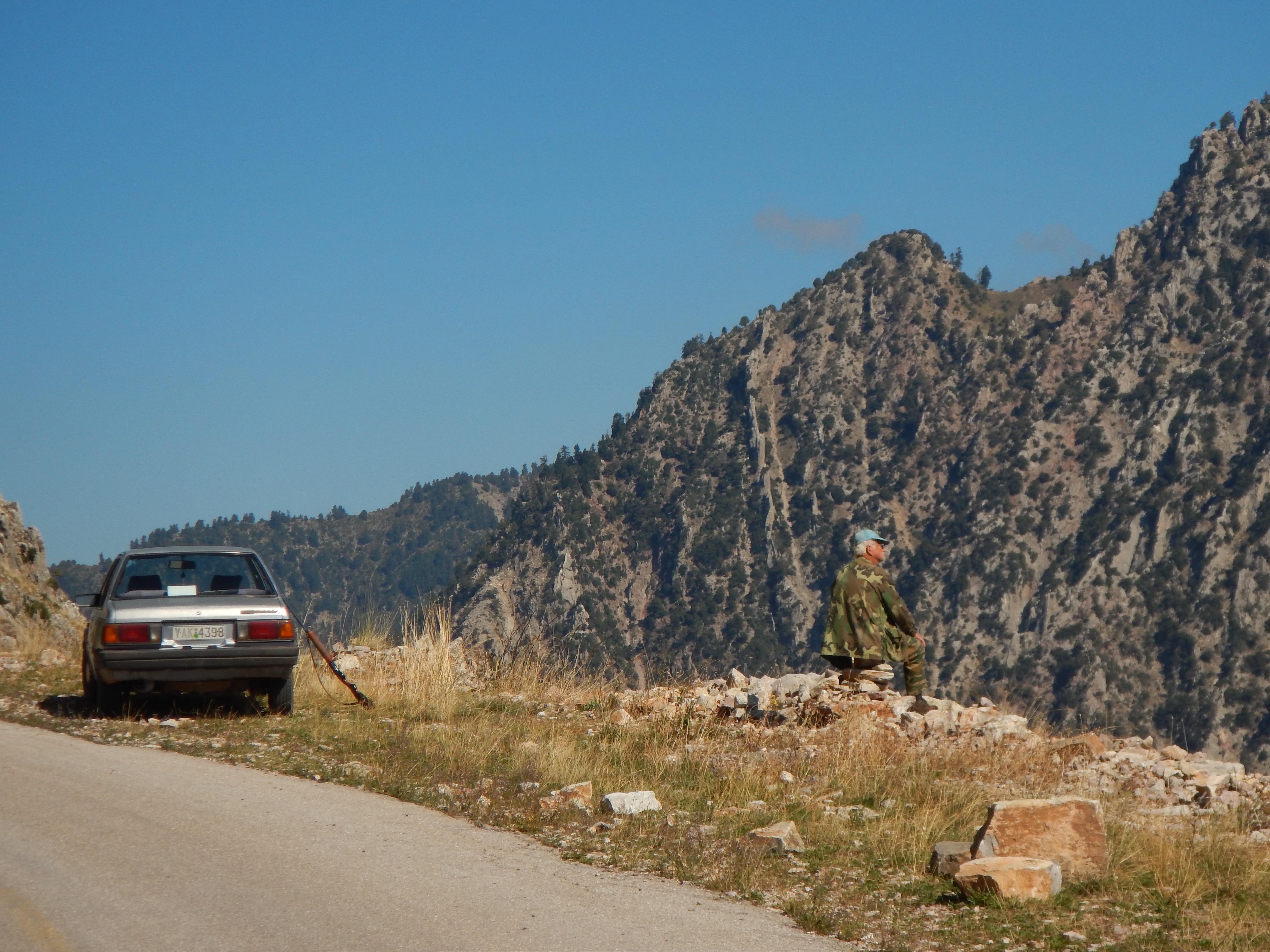 Grèce - Destination Météores par trail rando 161003094807384316