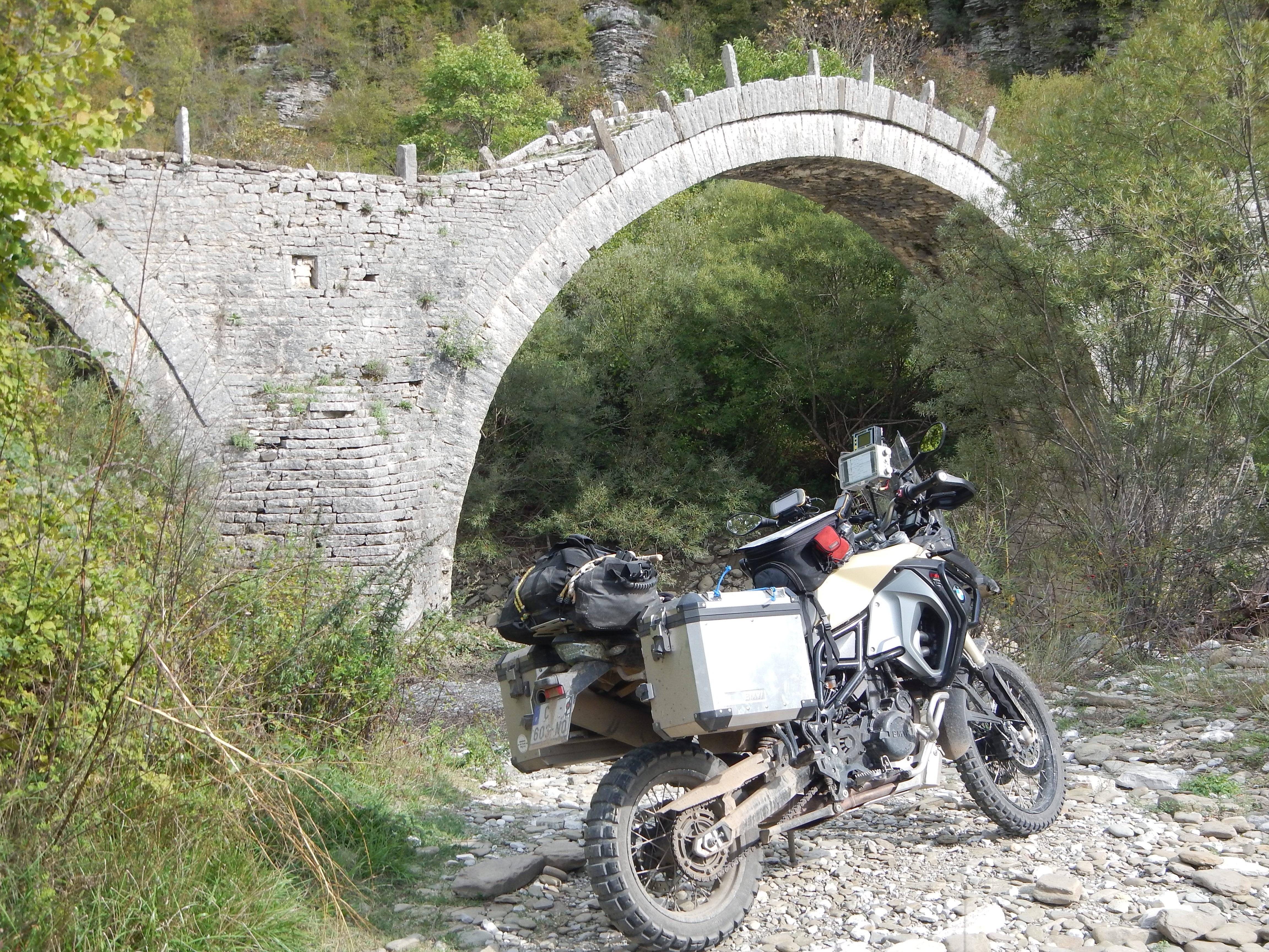 Grèce - Destination Météores par trail rando 161003101732941305