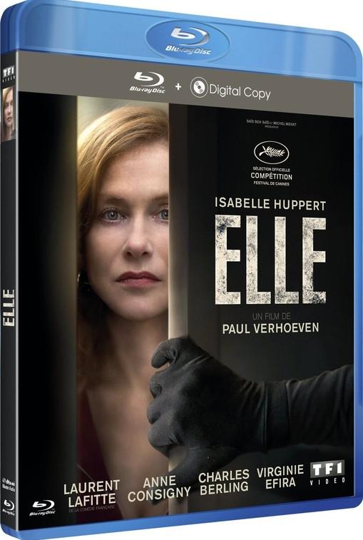 她的危險遊戲 Elle