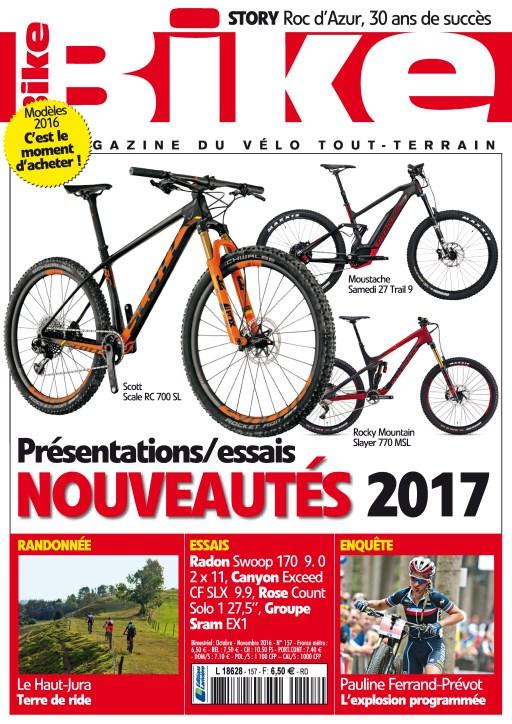 Bike France - Octobre/Novembre 2016