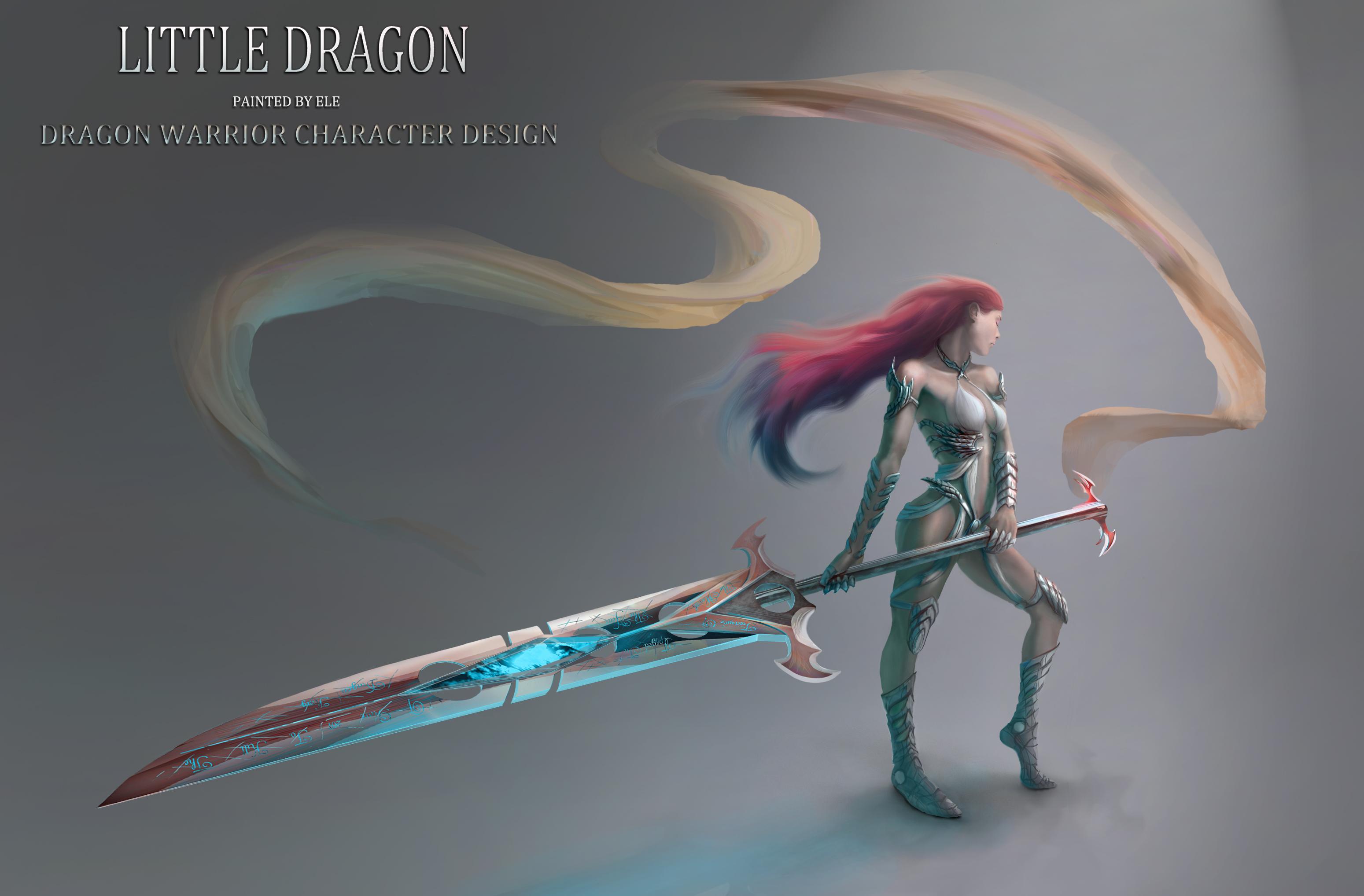 Little dragon 90