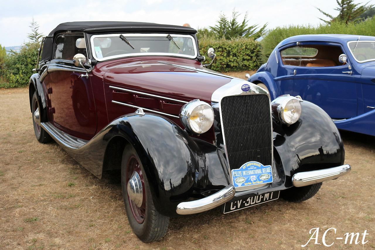 Rallye International Delage-Château du Nessay à Saint-Briac-sur-Mer  - Page 2 161006043250523537