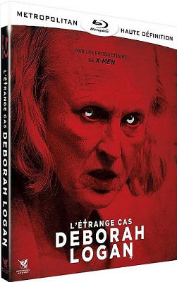 L'étrange cas Deborah Logan french bluray 1080p