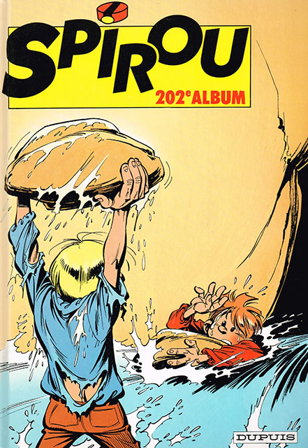 Le journal de Spirou Album 202