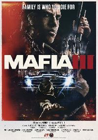 Poster for Mafia III