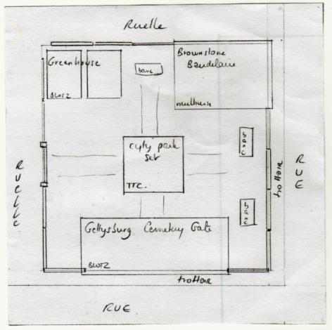 L'atelier de Lien : début de tables Gotham.. 16100911360014844