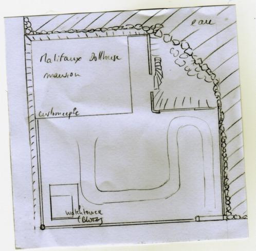 L'atelier de Lien : début de tables Gotham.. 161009113747116869