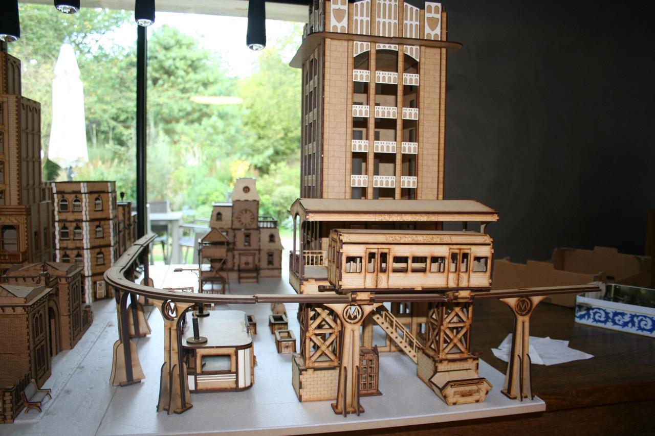L'atelier de Lien : début de tables Gotham.. 161009115006407743