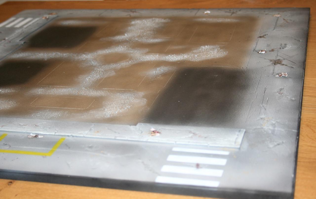 L'atelier de Lien : début de tables Gotham.. 161010120431111027