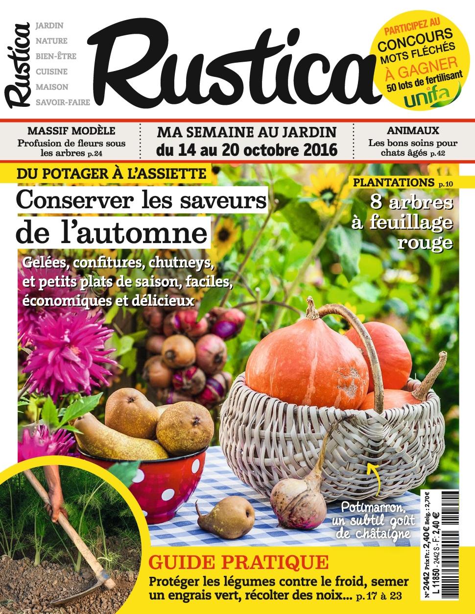 Rustica 2442 - 14 au 20 Octobre 2016