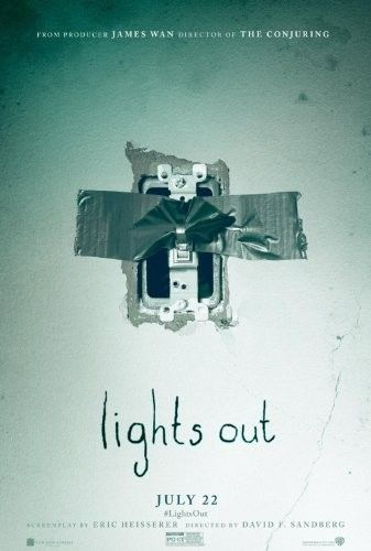 Lights Out (2016) poster image
