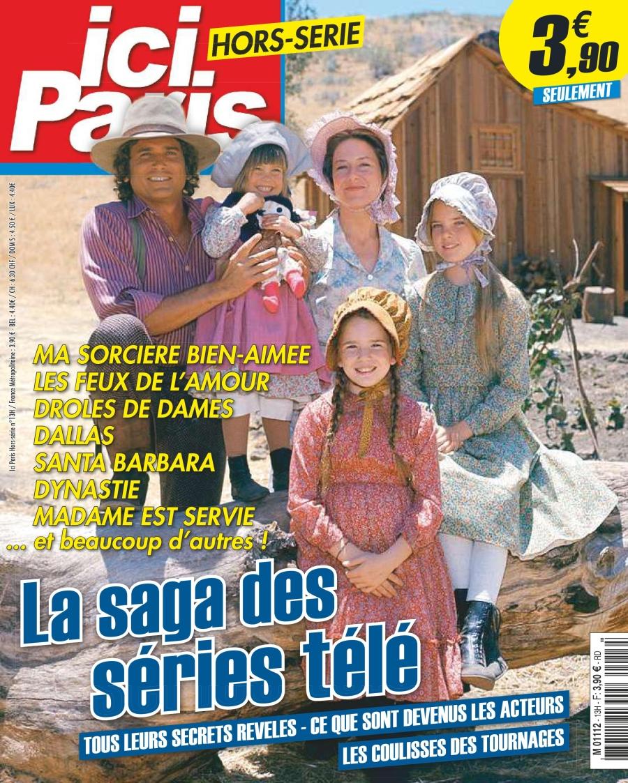 Ici Paris Hors-Série 13 - Octobre 2016