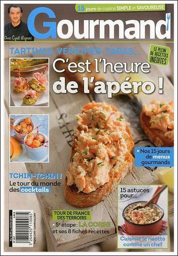 Vie pratique Gourmand N°267 - Tous a l'apero