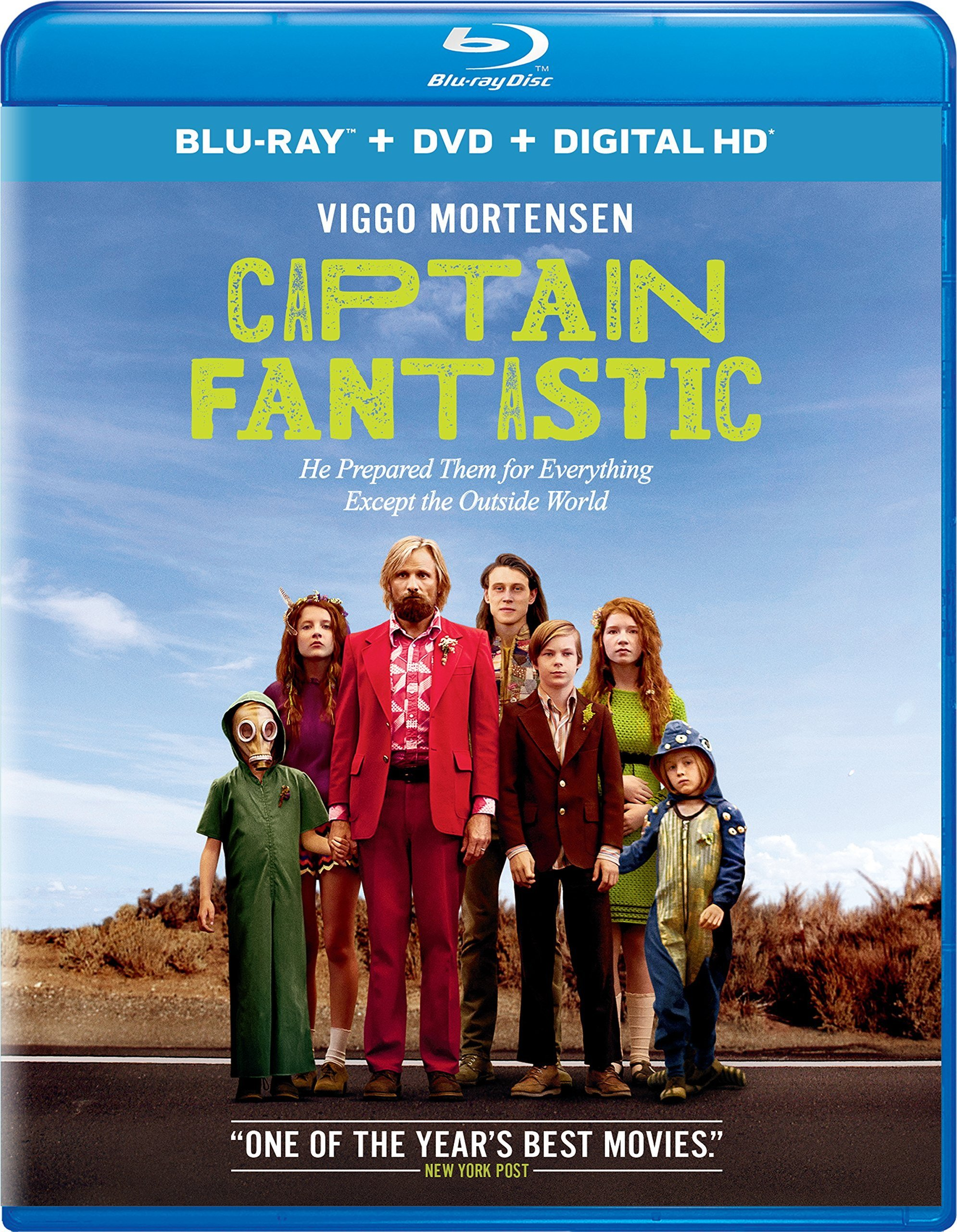 Captain Fantastic (2016) poster image