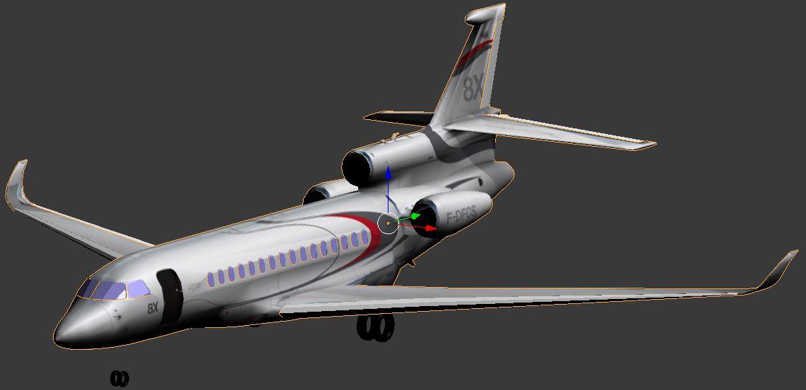 Falcon8X