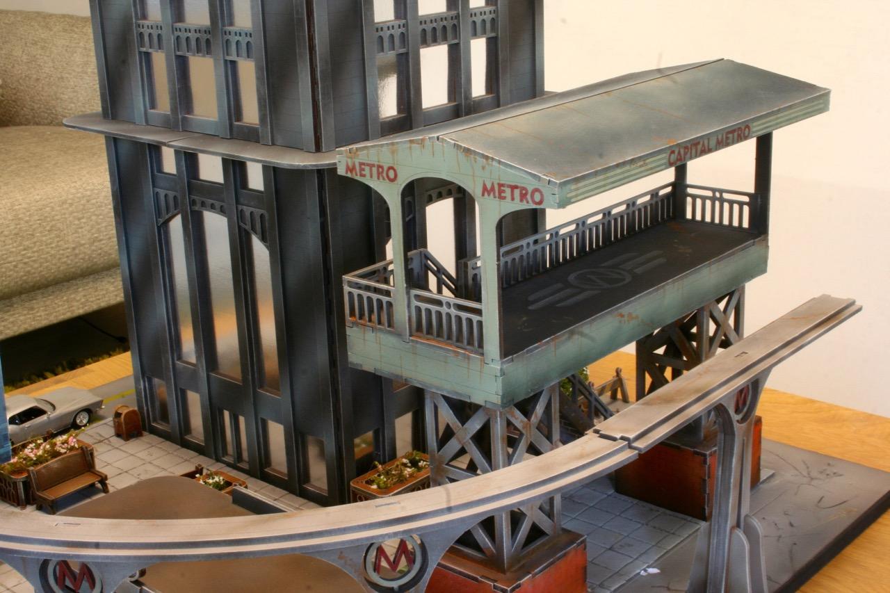 L'atelier de Lien : début de tables Gotham.. 161016035521349376